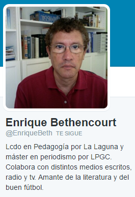 enrique bethencpurt reseña