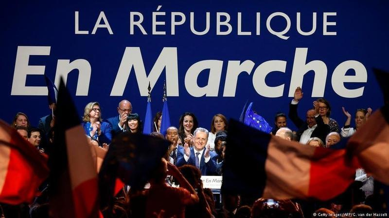 LA REPUBLIQUE EN MARCHE