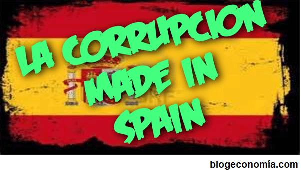 corrupciónmmade in spain