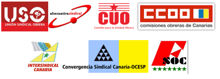 sindicatos canarias