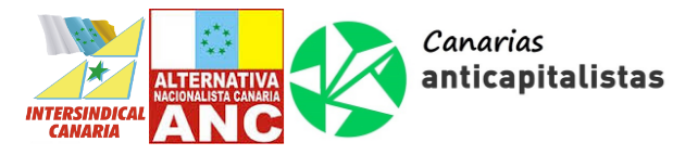 INTERSINDICAL ANC ANTICAPITALISTAS