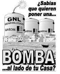 BOMBA GAS GRANADILLA
