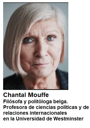 chantal mouffe reseña