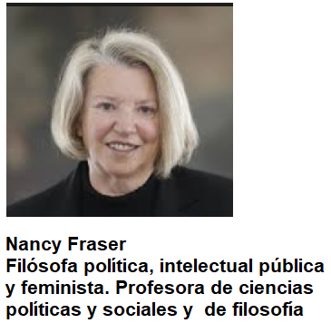 NANCY FRASER RESEÑA