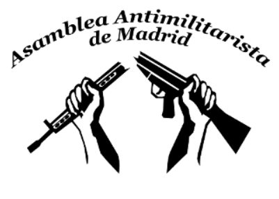 ANTIMILITARISTAS MADRID