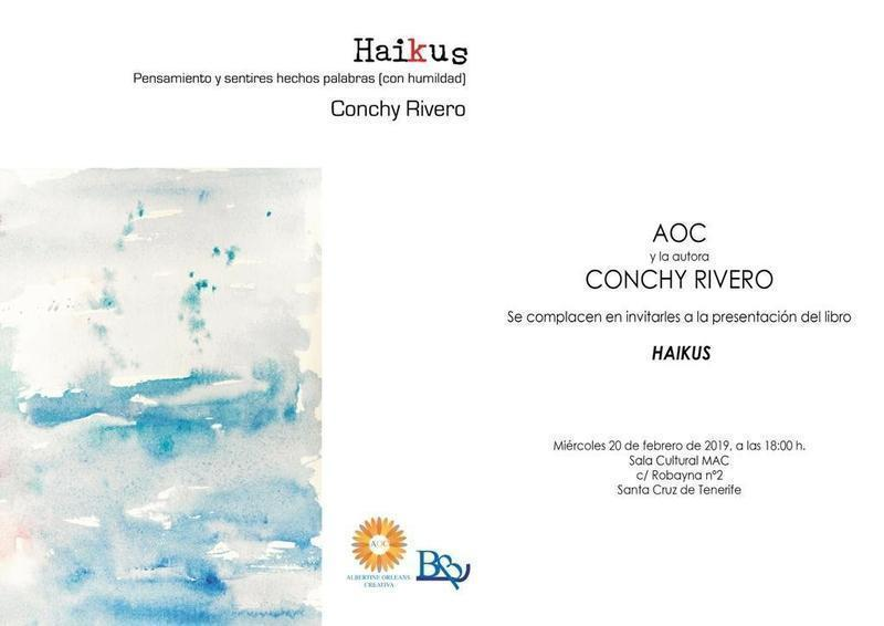 betty haikus conchy rivero