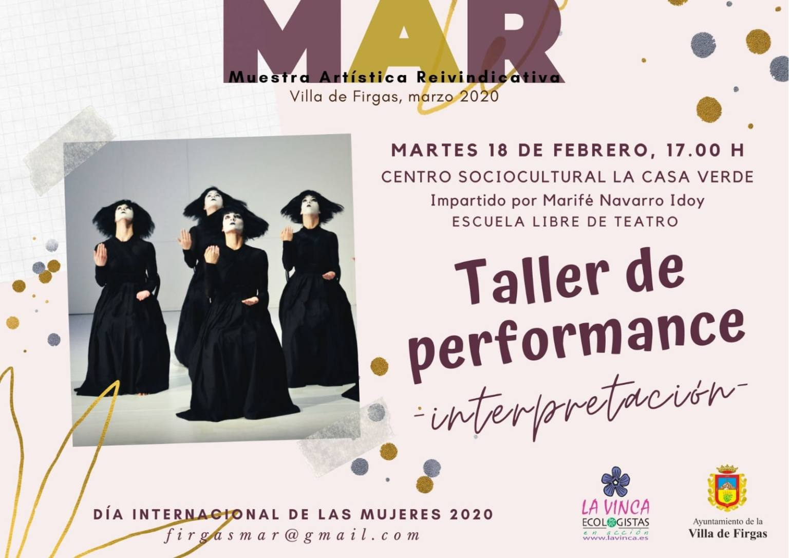 TALLER PERFOMANCE