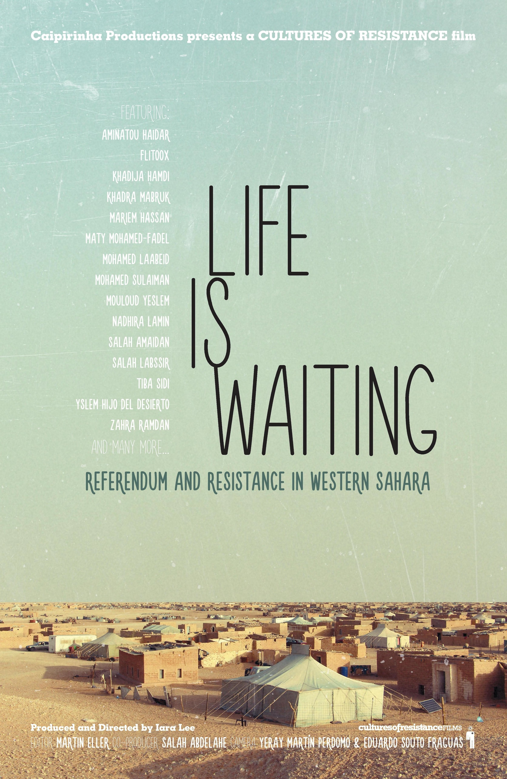 LIFE IS WAITING