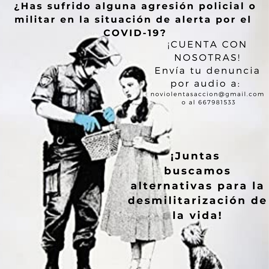 antimilitaristas
