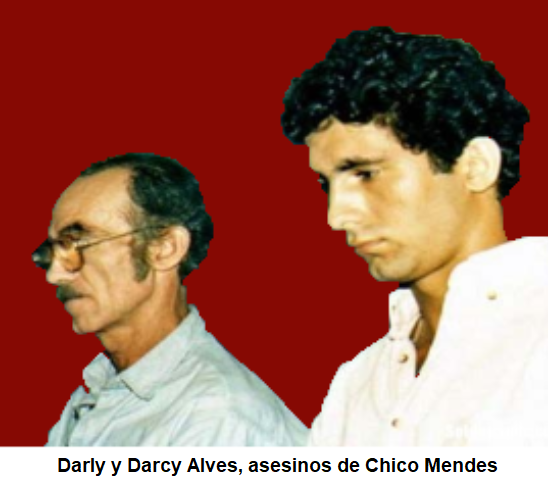 CHICO MENDES ASESINOS