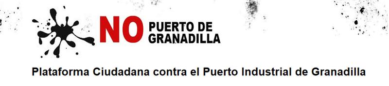 PLATAFORMA NO PUERTO DE GRANADILLA